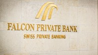 Falcon Private Bank Sign