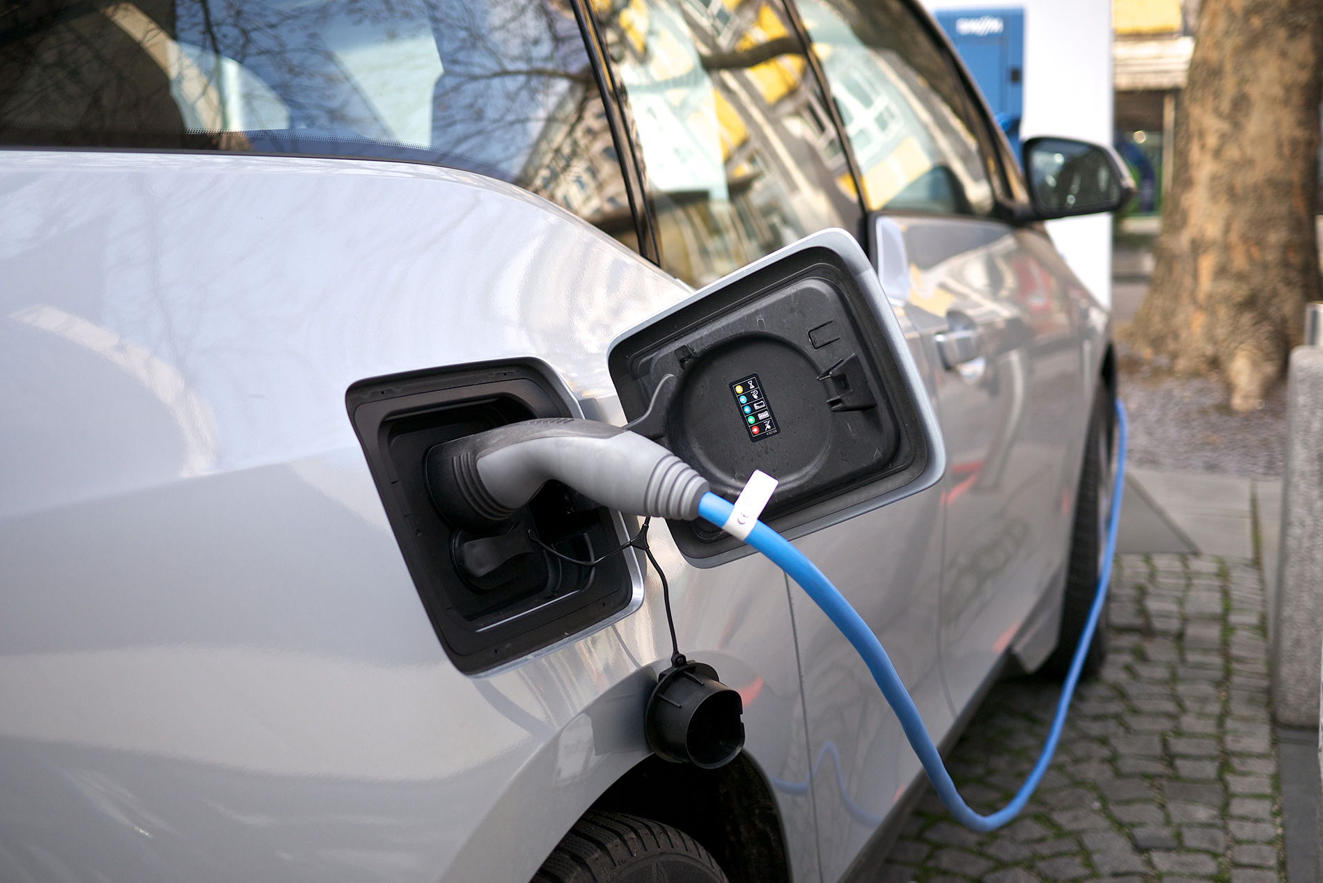 Vehicle Charging Point